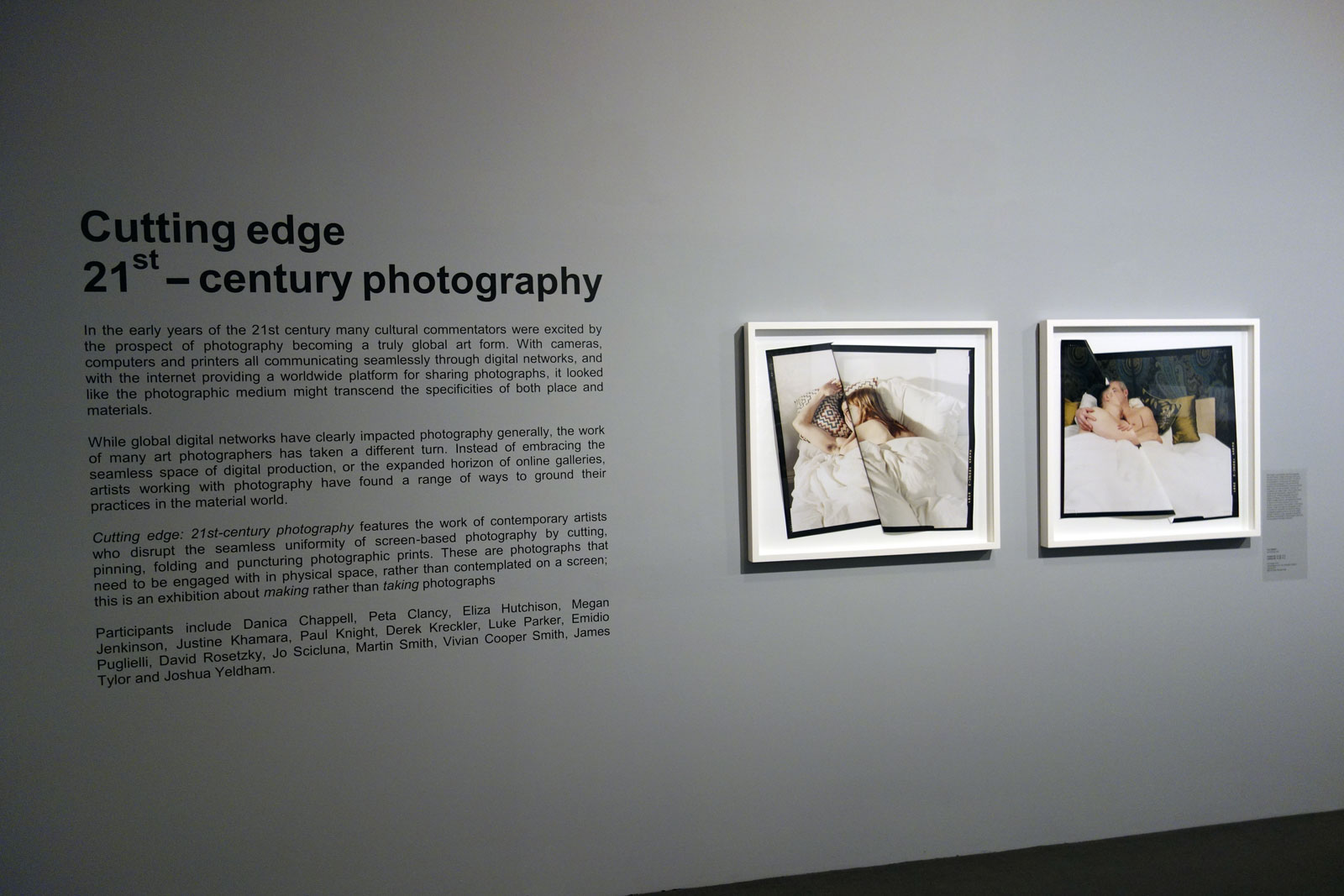 Photography Exhibition Exhibition Cutting Edge 21st Century Photography At The Monash