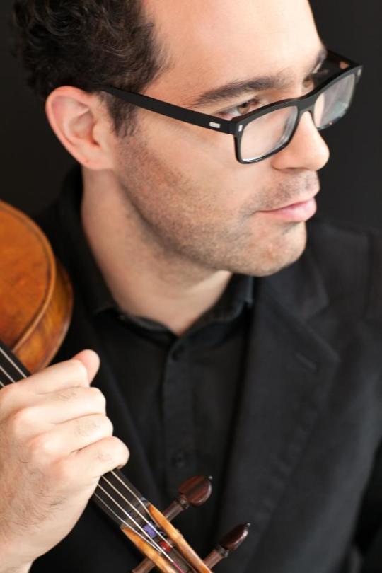 Fred Lambert, violist