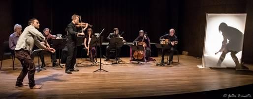 Art Crush, Ensemble Caprice, Marc Djokic, Avery Zhao-Djokic, Salle Bourgie