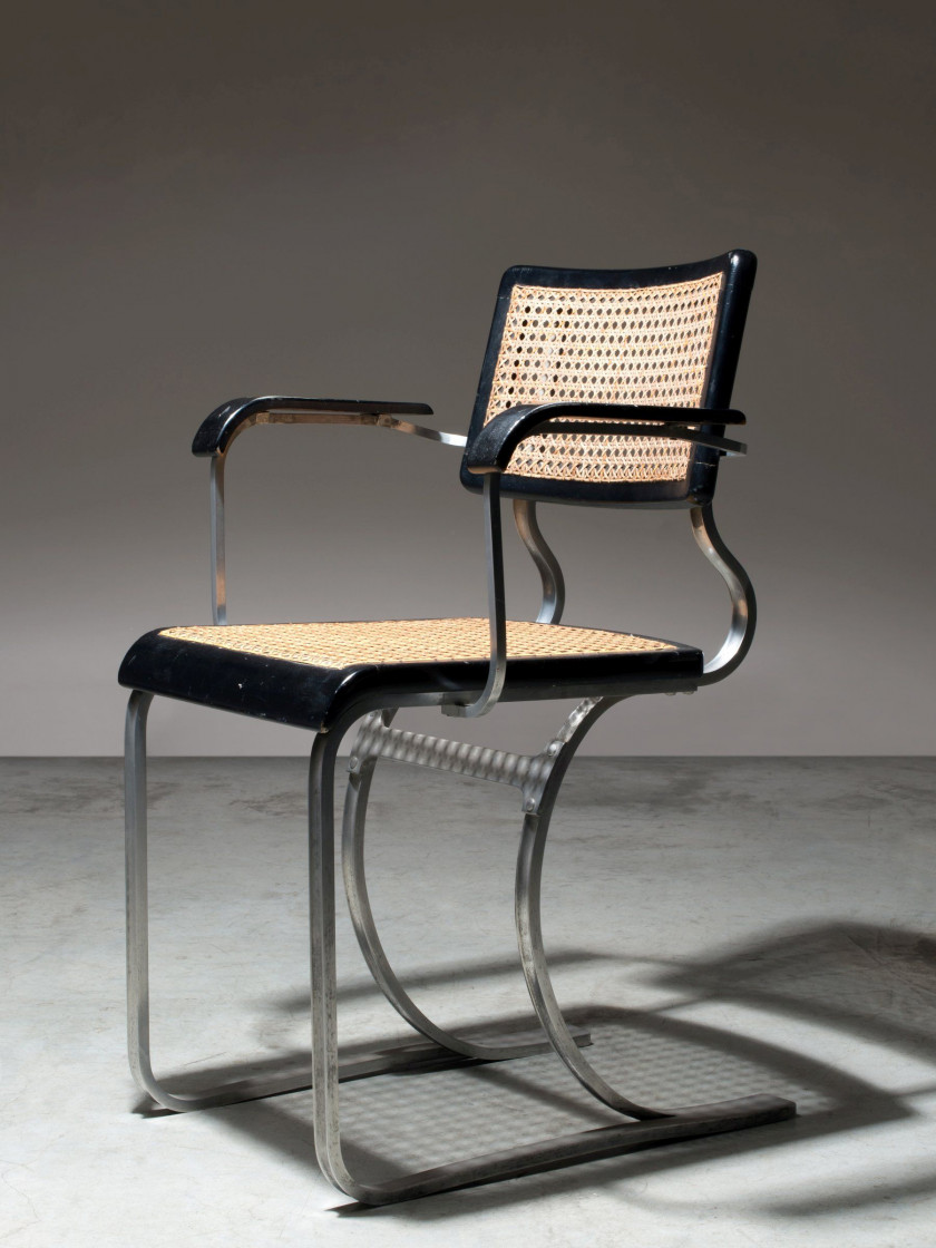 Fauteuils Marcel Breuer Design Sale N3234 Lot N215 Artcurial