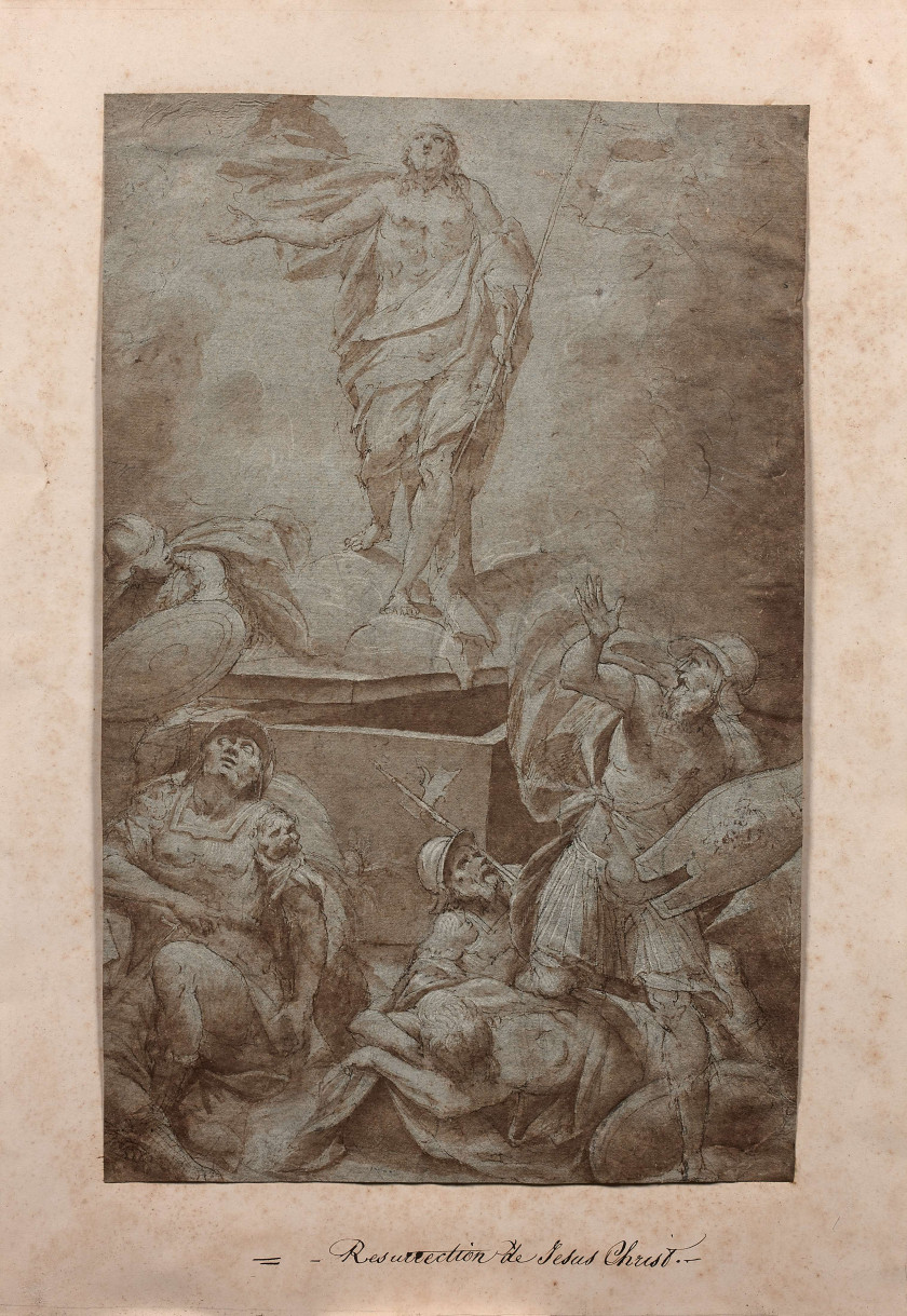 Cheminées Philippe Moulins Old Master Xixth Century Art Sale N3857 Lot N203 Artcurial