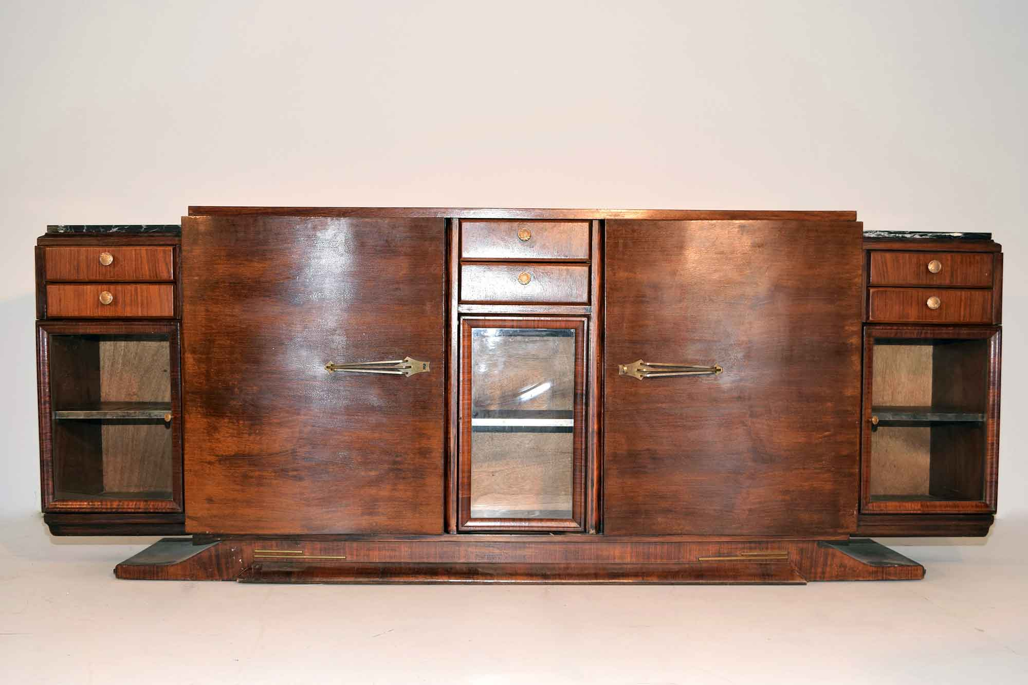 Ausgefallene Sideboards Art Deco Sideboard Palisander B250xh98xt53 Panthers Woods