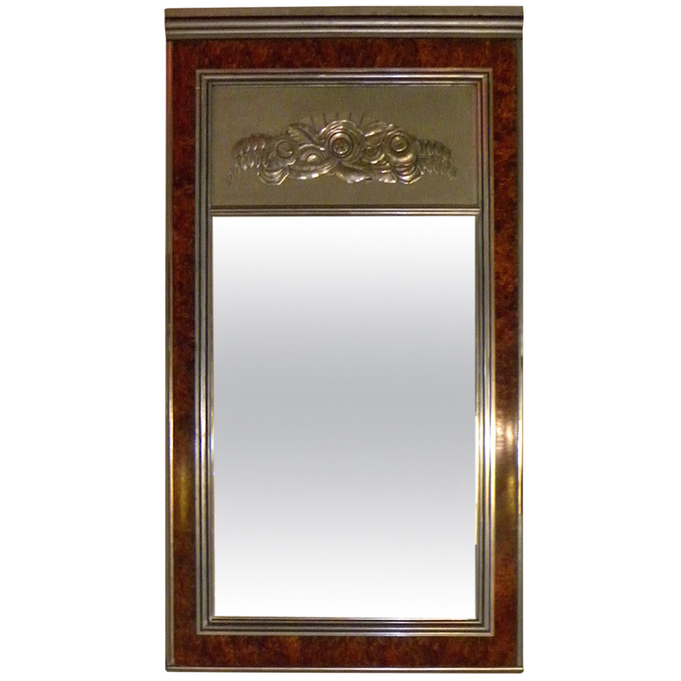 Art Deco Home Accessories Art Deco Regency Style Large Mirror Sold Items Mirrors Art