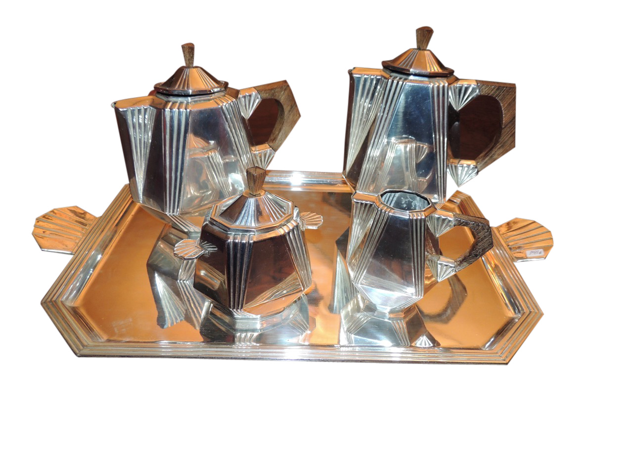 Coffee Art Maker Set Art Deco Coffee And Tea Service For Sale Art Deco Collection