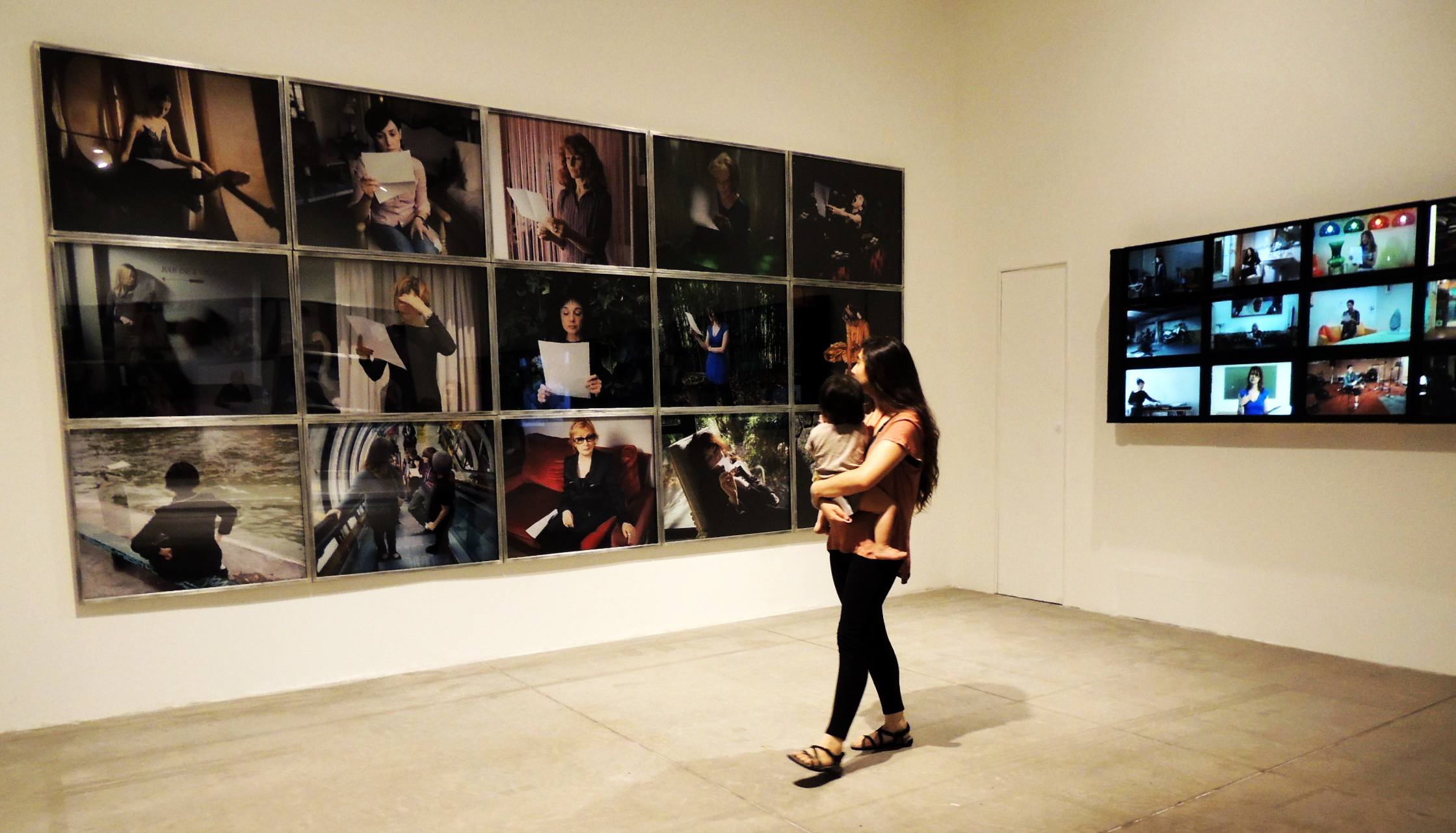 Arte Contemporaneo Conclusion Sophie Calle All Starts From The End Arte Al Límite