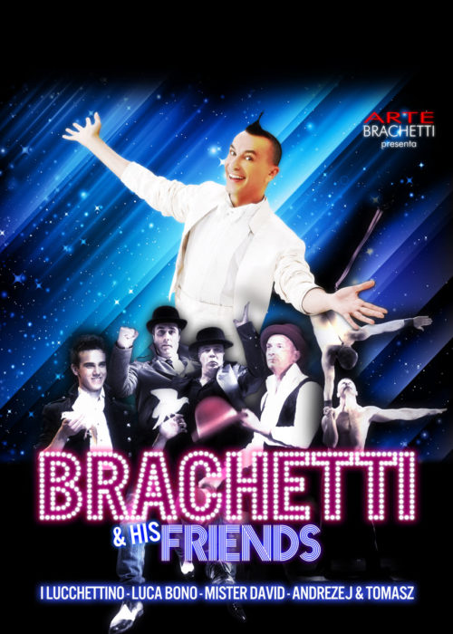 Brachetti & His Friends Loc Verticale