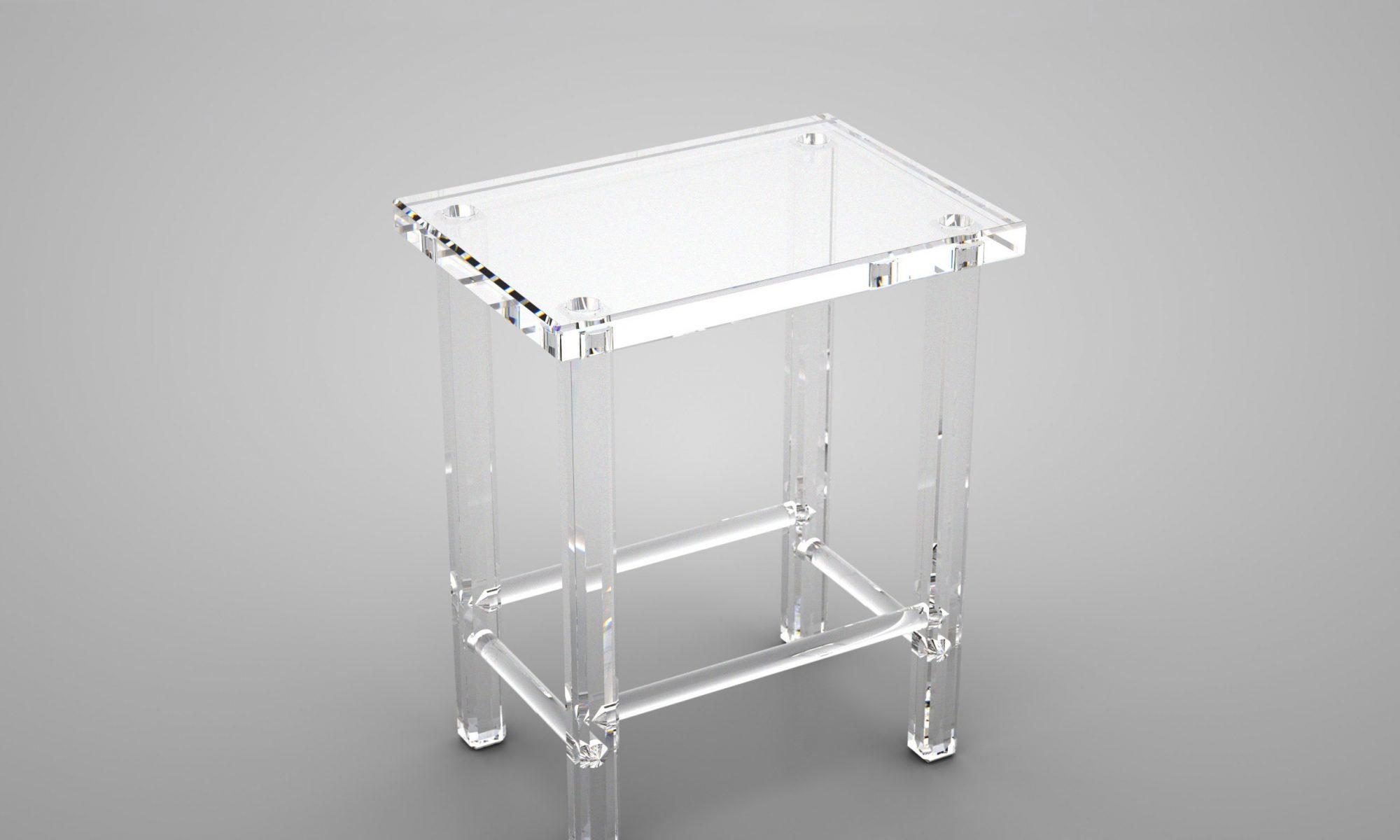 Sgabelli plexiglass trasparente ikea sedie trasparenti reidar