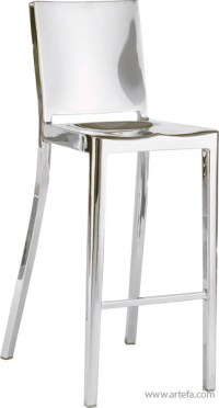 Modern Furniture :: Stools :: RE-6399 Stainless Steel Bar ...