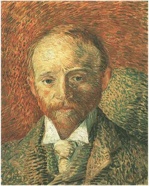Retrato del marchante Alexander Reid