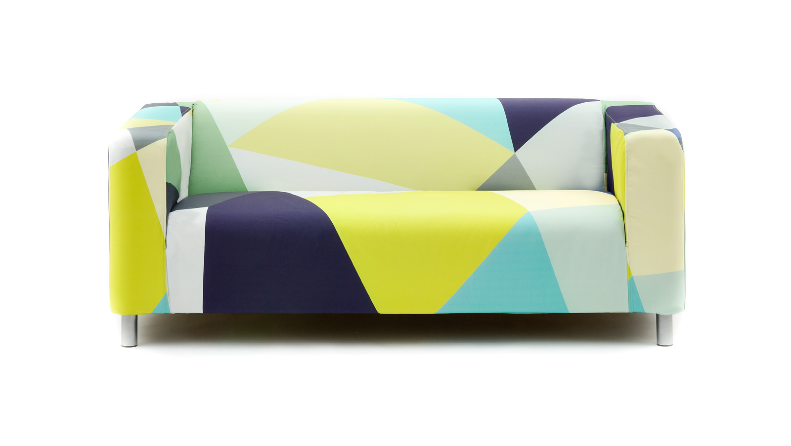 Ikea Sofa Cover Colorblock Ikea Klippan Sofa Cover Artefly