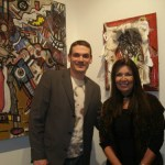 Chelsea Caelum Gallery march 29th reception