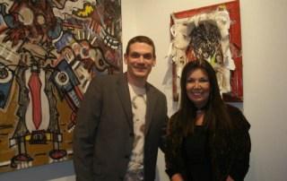 Chelsea Caelum Gallery march 29th reception