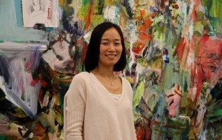 Artist Haeri Yoo