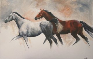 A Walk on the Wild Side – Wildlife Paintings in Modern Styles