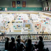 An Overview of the Legendary 69th Regiment Armory for Fountain Art Fair