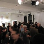 The Contrast Art Show took over NYC on Nov 11th and 12th at 320 studios hosted by John Stavros and put together by Jack Davletshin