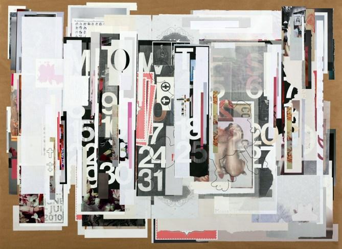 2.)Tm Gratkowski-Belief Systems_2011_paper on paper_44inx60in_ $6,500(framed)