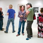 LES Art Night at Artifact Gallery