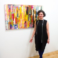 Molly Herman: Lingua Franca at The Painting Center