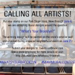 "MAVI ANNOUNCES ""WHAT'S YOUR BROOKLYN"" ART COMPETITION"