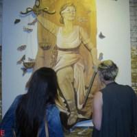 Justice at Succulent Studios