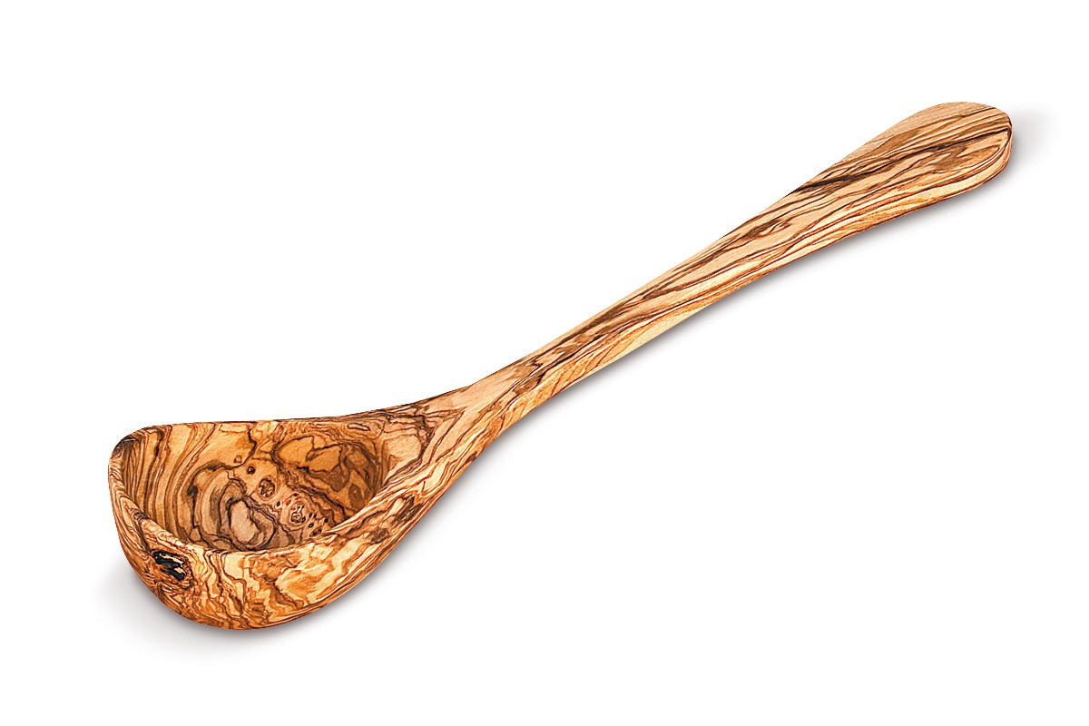 Artelegno Spoon Rest Cookware And Cutlery Cookware And Cutlery In Olive Wood Arte