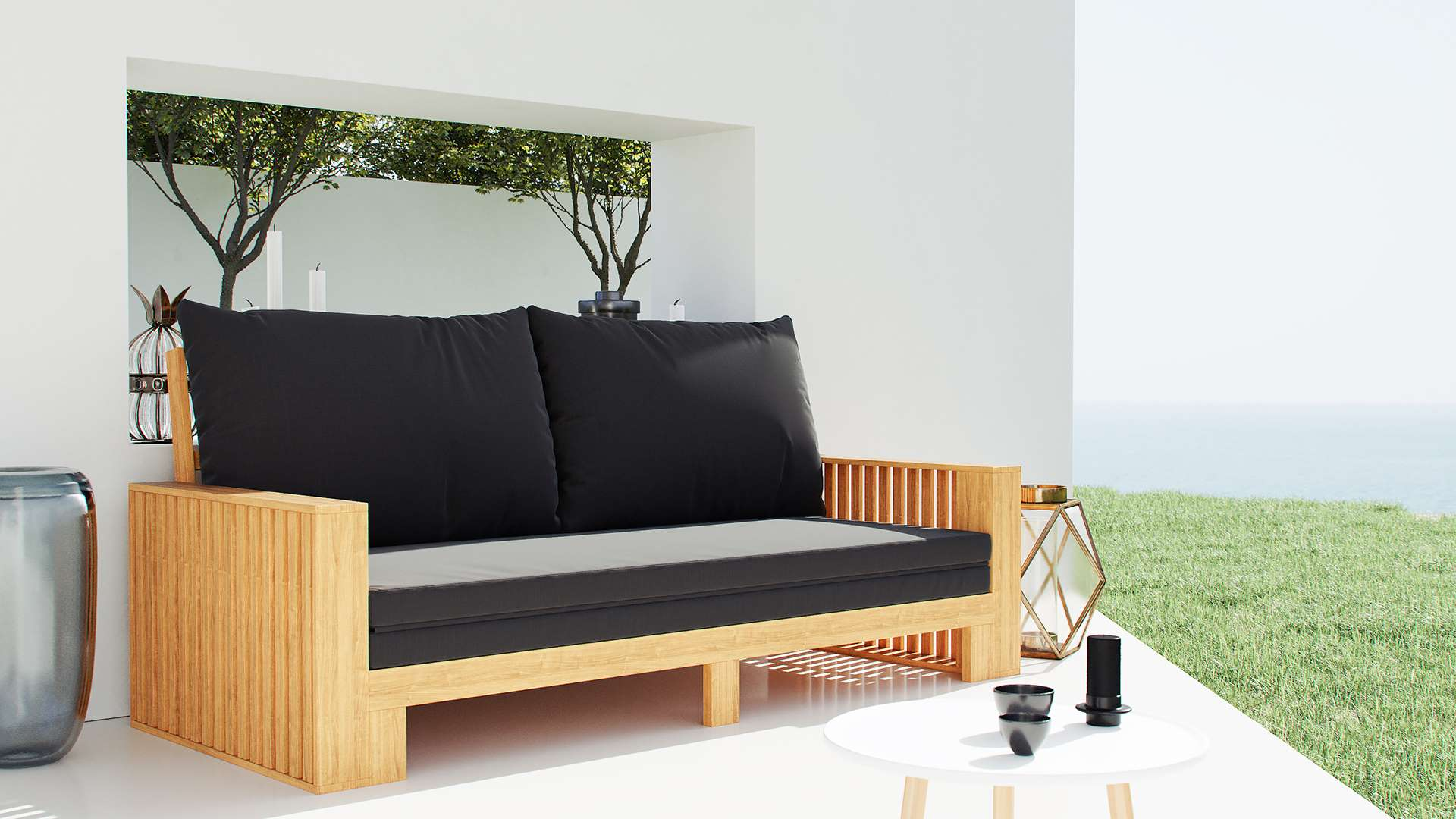 Daybed Holz Daybed Holz Daybed M Bel With Daybed Holz Great Daybed