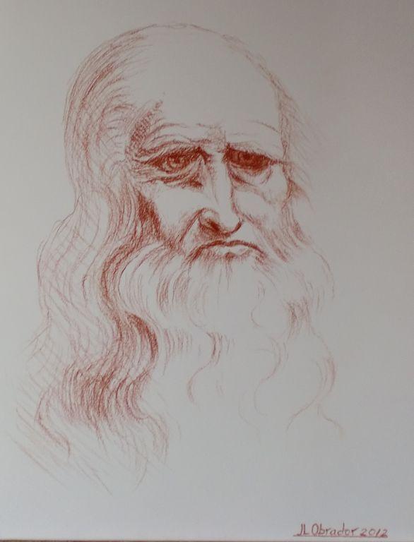 Leonardo da Vinci José Luis Obrador Barrios - Artelista