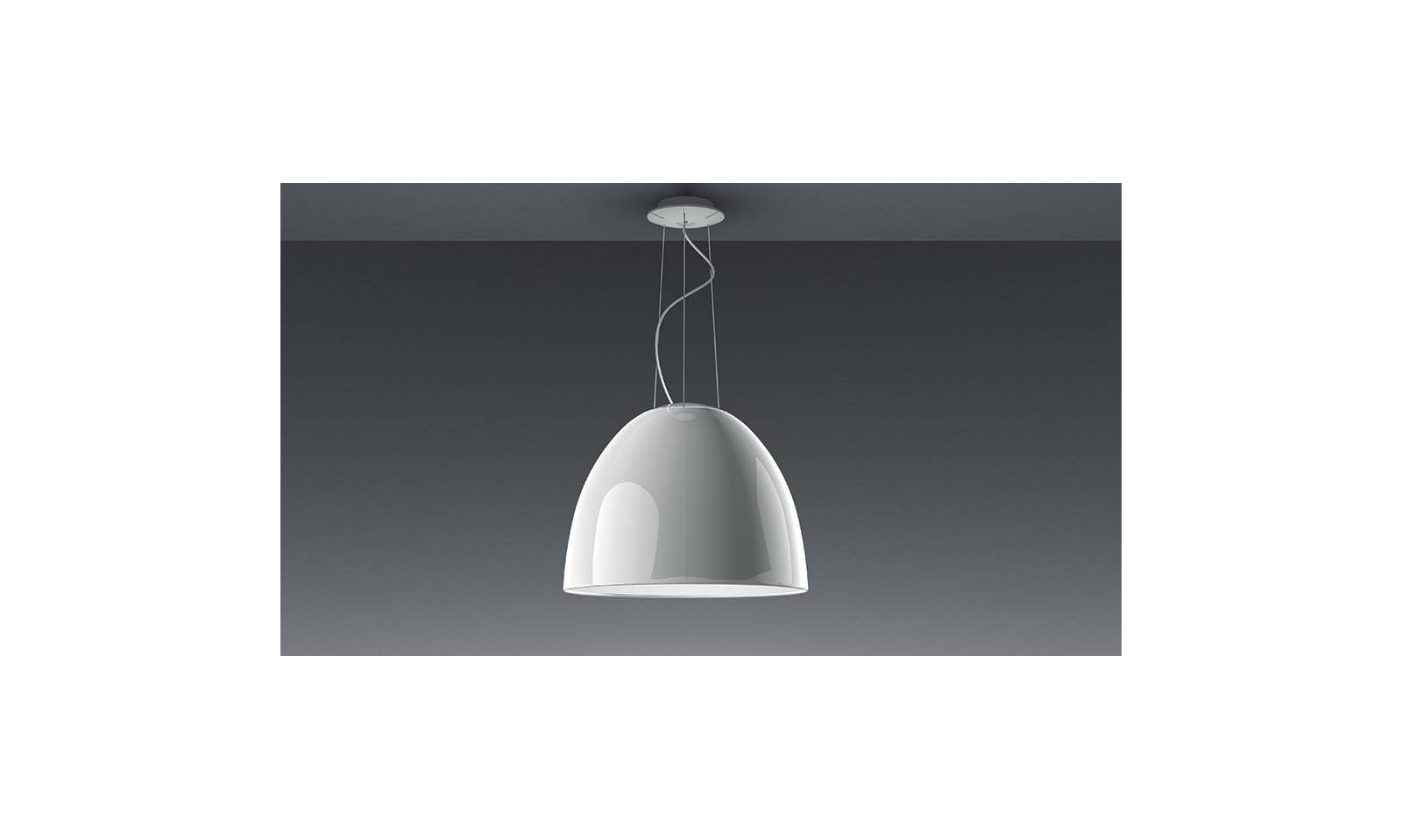 Artemide Suspension Artemide Suspension Lamp Nur Gloss Halo Various Colours