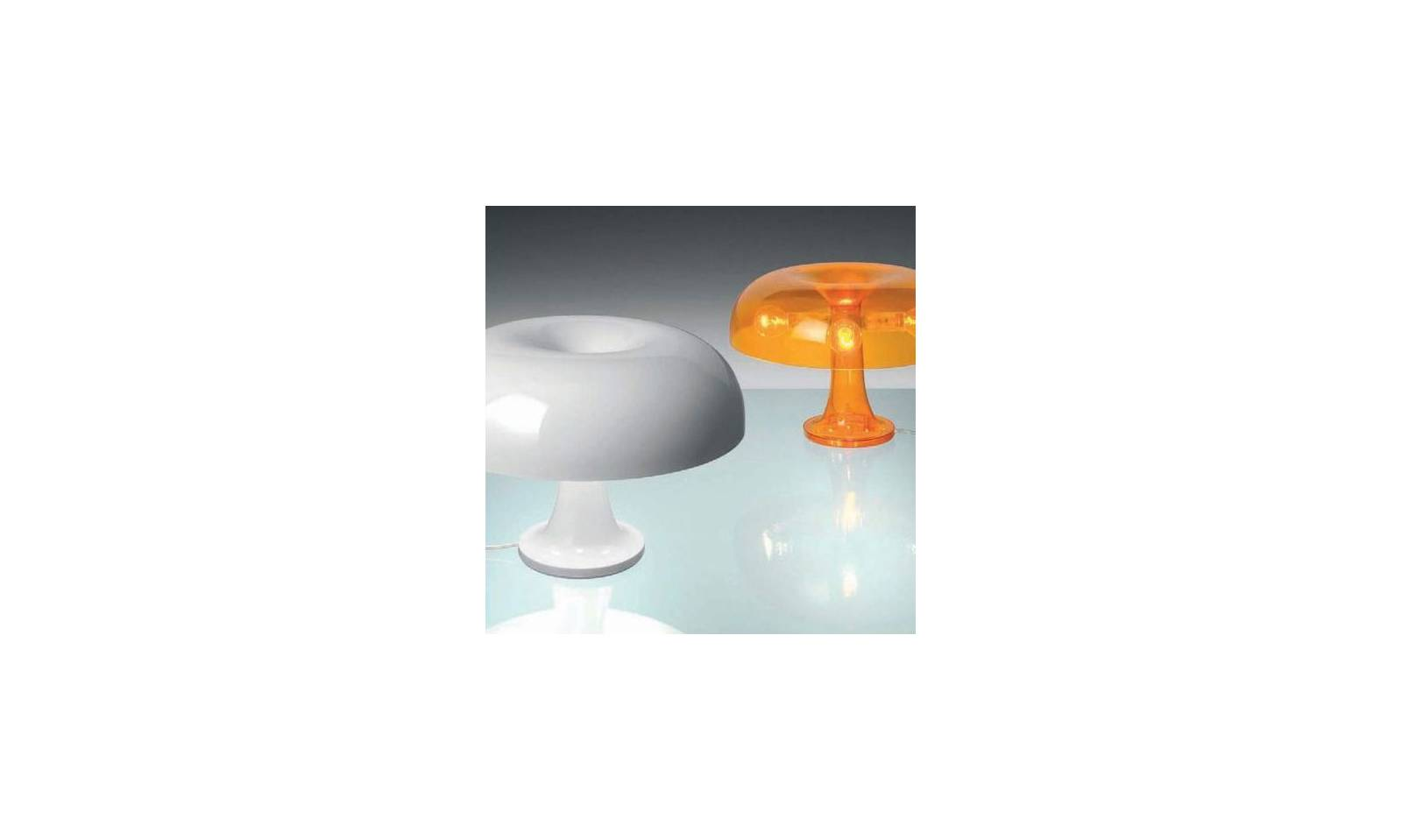 Nessino Artemide Artemide Table Lamp In Polycarbonate Nessino Series