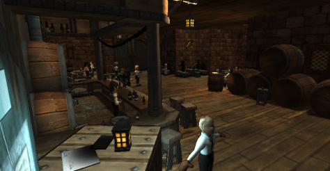 Take some time off at the Wyndameer Tavern.