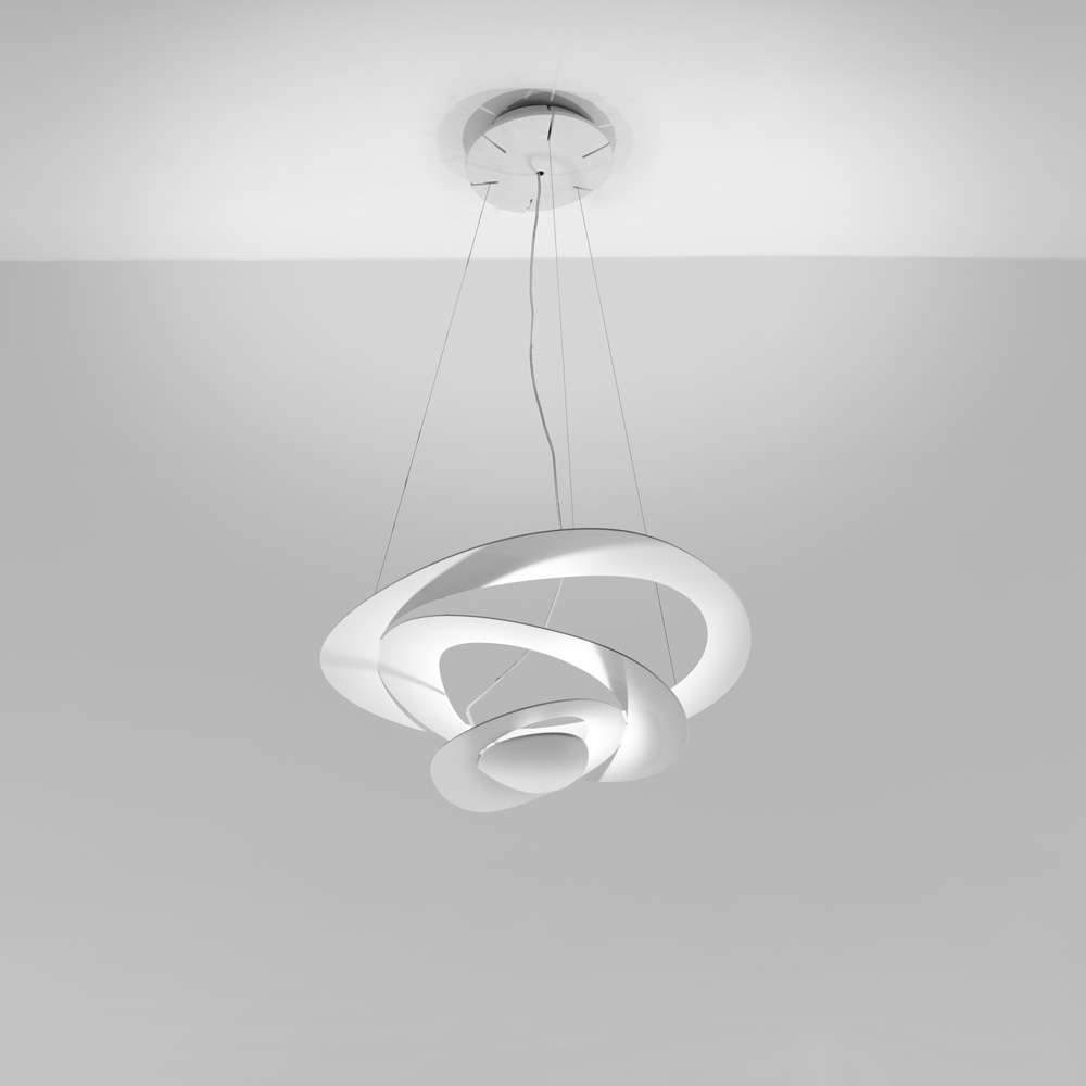 Lampe Artemide Pirce Suspension Inspiration Materials And Technologies