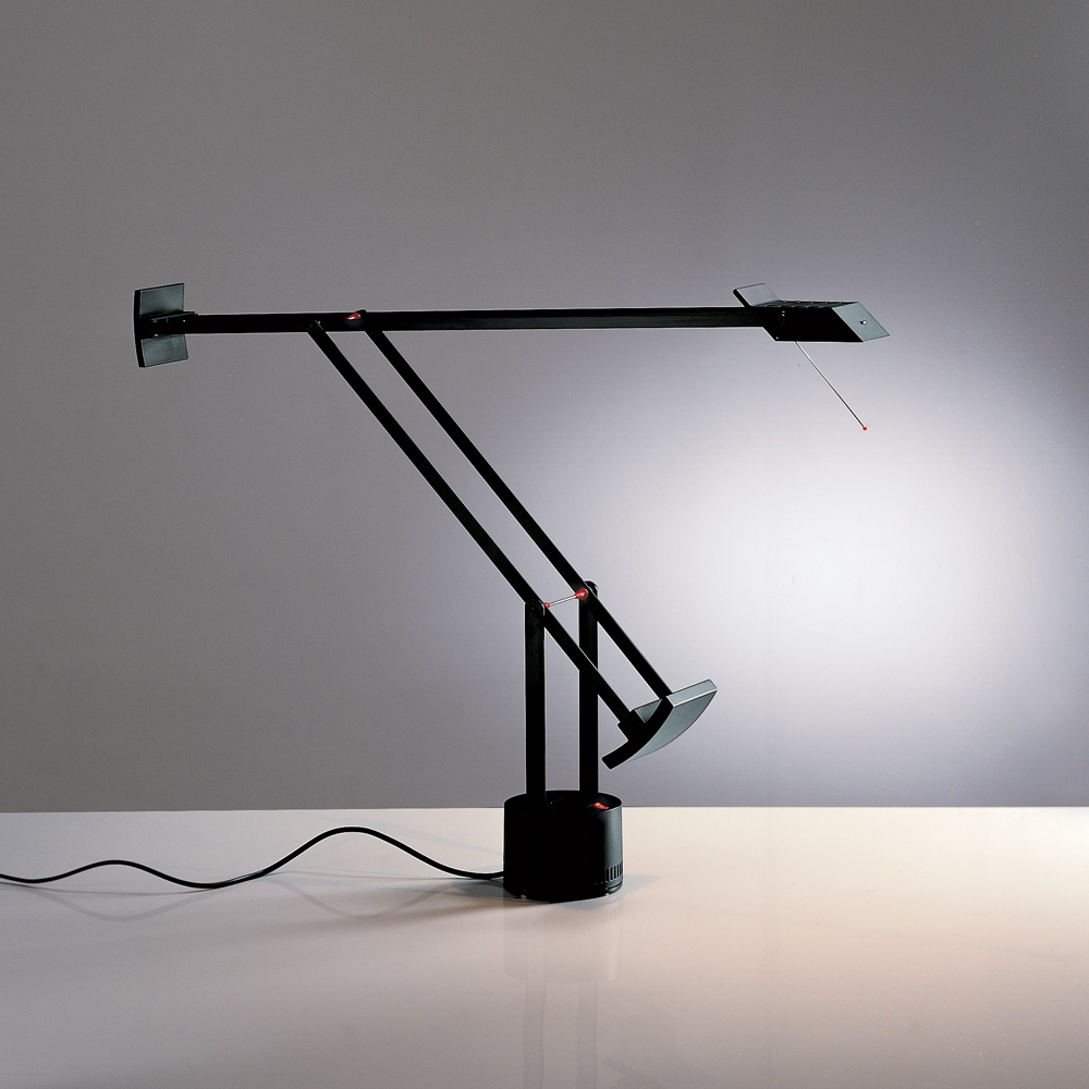 Lampe Artemide Tizio Table Inspiration Materials And Technologies Artemide