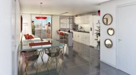 Conozca el mejor apartamento de 2 Dormitorios a Estrenar