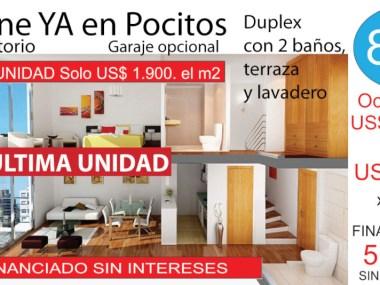 Duplex-Pocitos