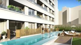 Enorme Penthouse en Pocitos a ESTRENAR en 2016
