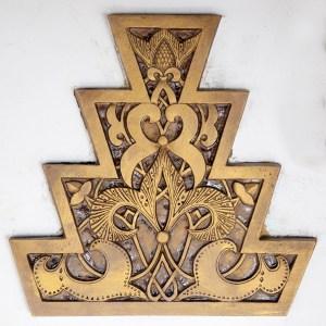 pieza de decoración de estilo árabe