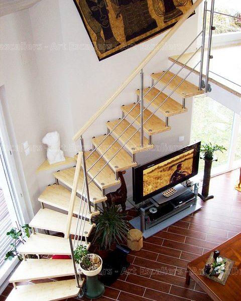Nos Modèles D\u0027escaliers Moderne   Design   Industriel   Art Escaliers    Escalier D