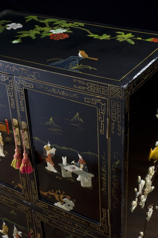 Meuble Chinois Ancien Armoire, Chinoise, Ancienne, Meuble Chinois Ancien,