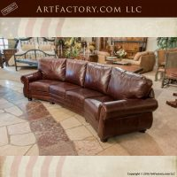 Custom Leather Sofas | Leather Couches | Custom Lounge Chairs