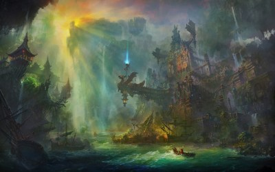 Fantasy Wallpapers For Your Desktop [Wallpaper Wednesday] - Hongkiat