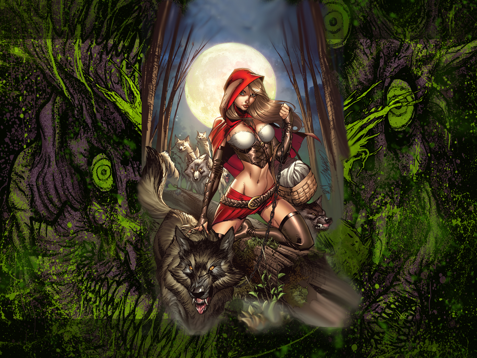 Fairy Tail 3d Wallpaper Issue Grimm Fairy Tales Myths Amp Legends 1 Art Id