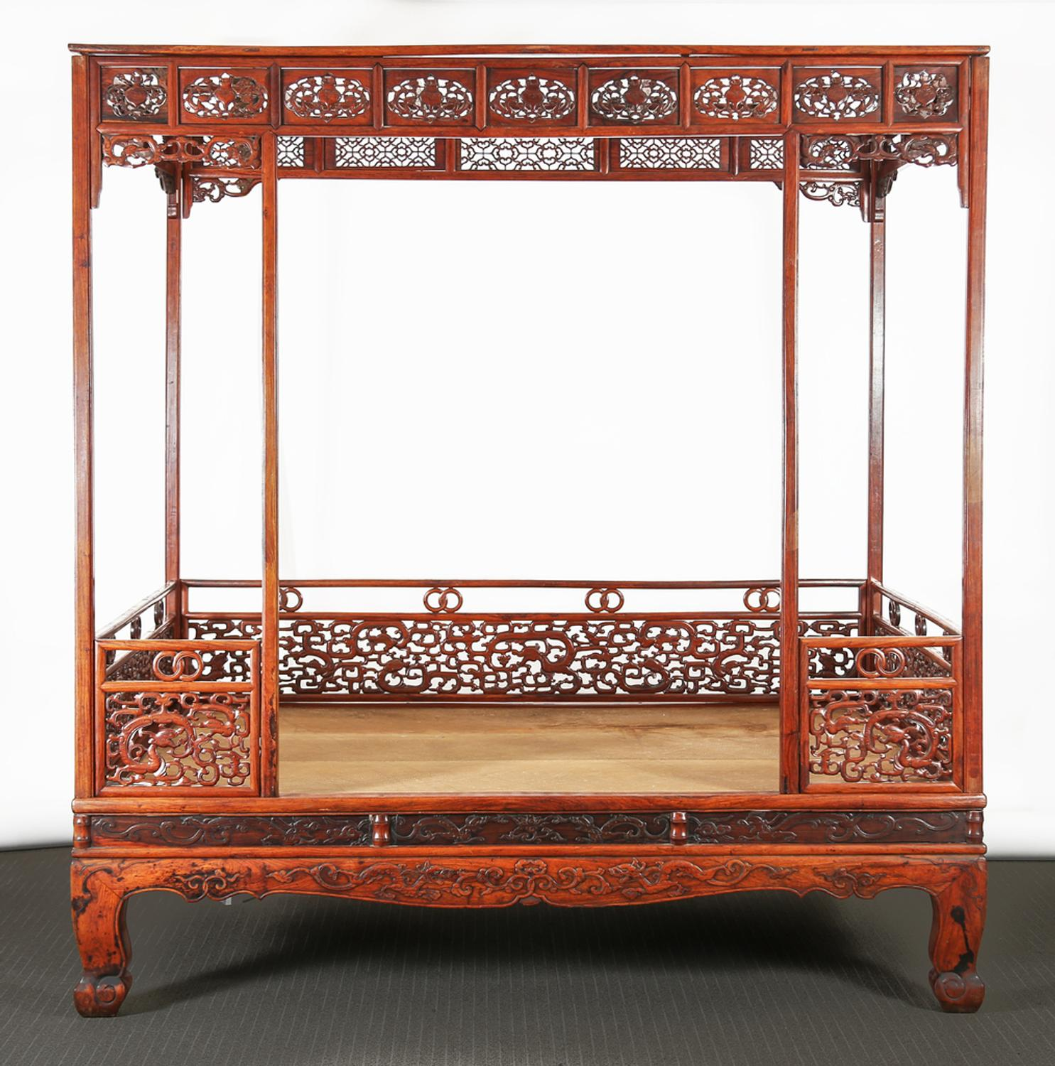Japanese Canopy Bed Igavel Auctions Announces Robust Fall Schedule Of Asian