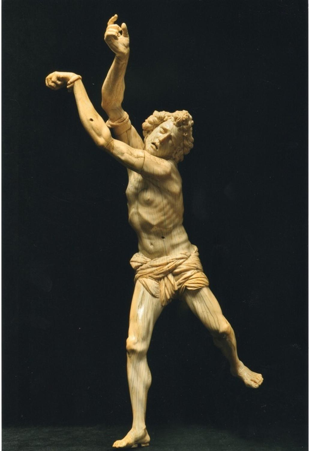 Art Deco Furniture New York Agony, Ecstasy, Ivory: The Saint Sebastian Of Agnesius, A Rediscovered Masterpiece Shown In