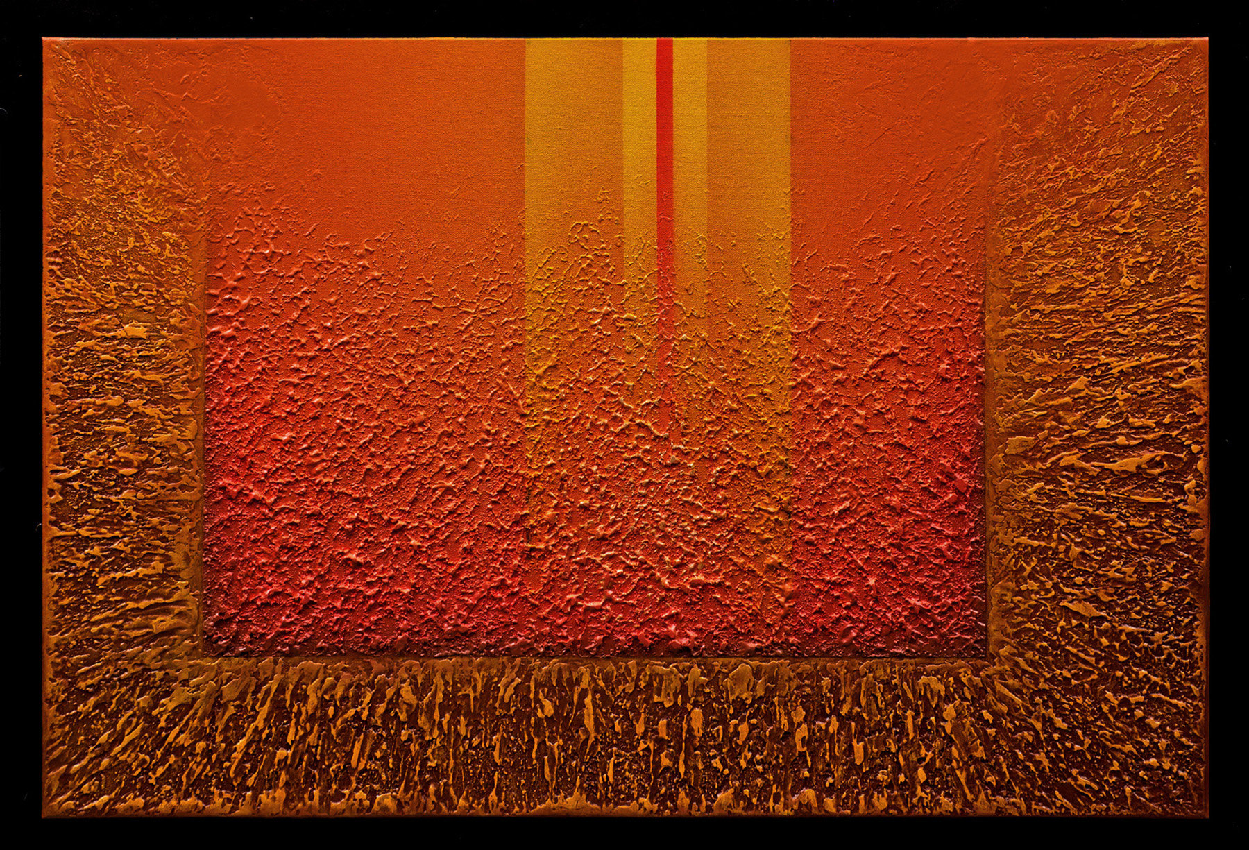 Art Textures Techniques Radiant Textures Series 12 By Wolfgang Gersch Acrylic