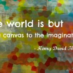 Canvas to the Imagination