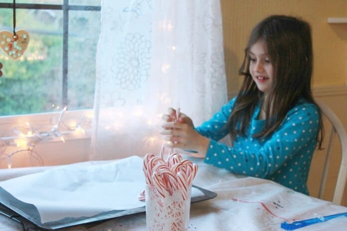 Bending Candy Canes 14
