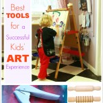 The Best Kids Art Tools for a Successful Experience