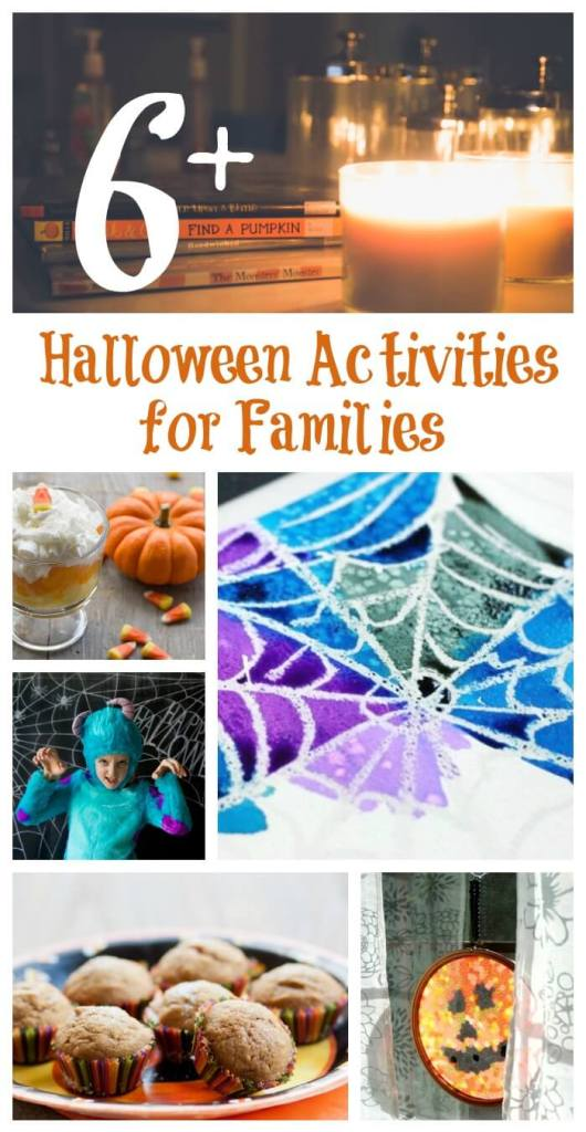 More than 6 Awesome Halloween Activities for Families (plus two free printables!)