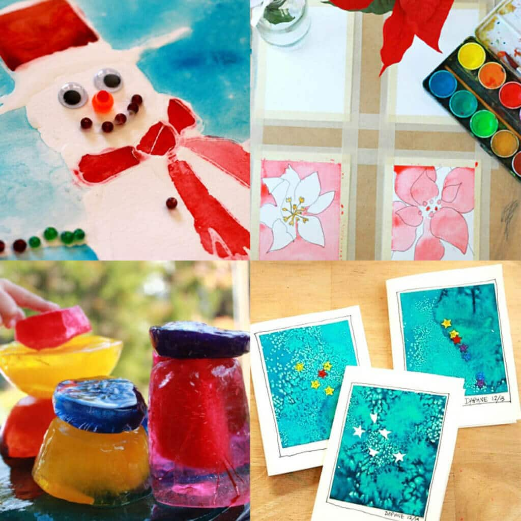 Art And Craft For Preschool 13 Winter Art Projects For Kids How To Have An Artful Winter